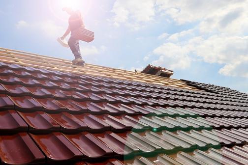 Réparation toiture Rouen
